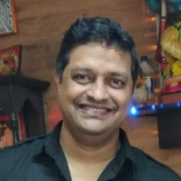 Arvind Nair (Secretary) - 1988 SSC
